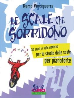 Remo Vinciguerra - The Scale Che Sorridono - Sheet Music - di-arezzo.com