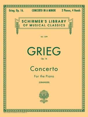 Concerto pour piano la mineur Opus 16 - laflutedepan.com