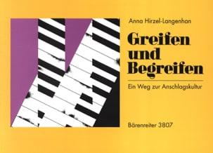 Anna Hirzel-Langenhan - Greifen und Begreifen - Noten - di-arezzo.de