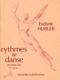 Rythmes de Danse Volume 2 - Evelyne Hubler - laflutedepan.com