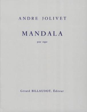 Mandala - André Jolivet - Partition - Orgue - laflutedepan.com