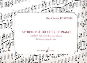 Apprends A Toucher le Piano - laflutedepan.com
