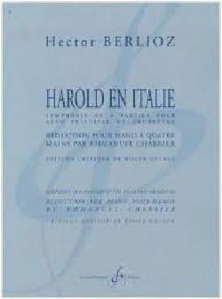 BERLIOZ - Harold En Italie. 4 Mains - Partition - di-arezzo.fr