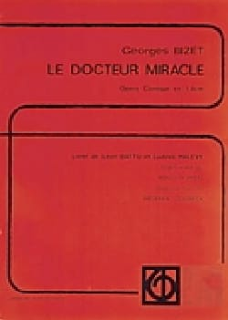 BIZET - Dr. Miracle - Partition - di-arezzo.co.uk