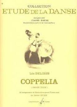Coppelia. Pas de Deux - Léo Delibes - Partition - laflutedepan.com