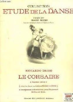 Le Corsaire Pas de 2 Riccardo Drigo Partition Piano - laflutedepan