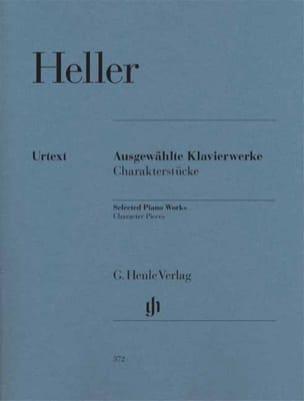 Ausgewählte Klavierwerke Stephen Heller Partition Piano - laflutedepan