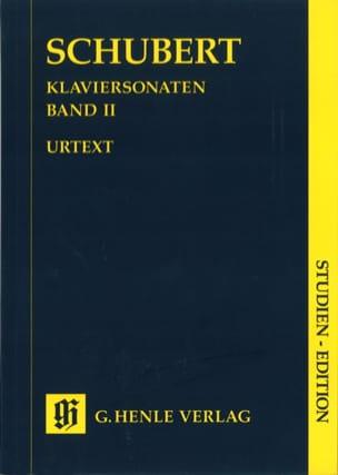 Sonates Complètes - Volume 2 SCHUBERT Partition laflutedepan