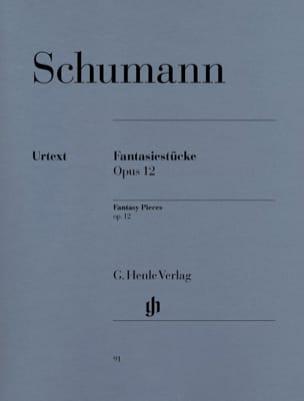 SCHUMANN - Fantasiestücke Opus 12 - Partitura - di-arezzo.es
