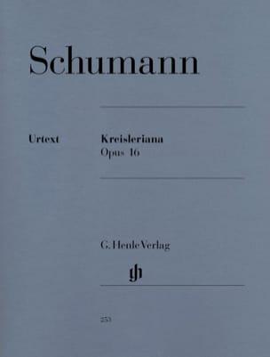 SCHUMANN - Kreisleriana - Partition - di-arezzo.fr