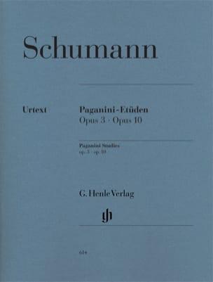 Etudes sur un thème de Paganini Opus 3 et 10 - laflutedepan.com