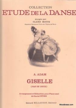 Pas De Deux. Giselle - Adolphe Adam - Partition - laflutedepan.com