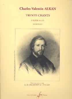 30 Chants Volume 3 Opus 65 laflutedepan