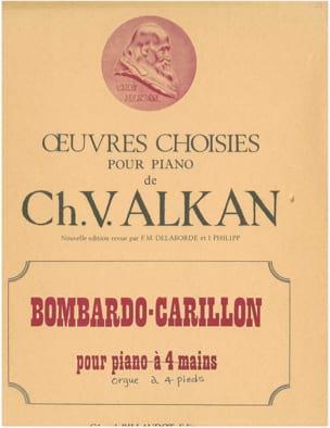 Bombardo-Carillon En Si Bémol op. 47. 4 Pieds - laflutedepan.com