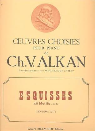 Esquisses Opus 63 Volume 3 laflutedepan