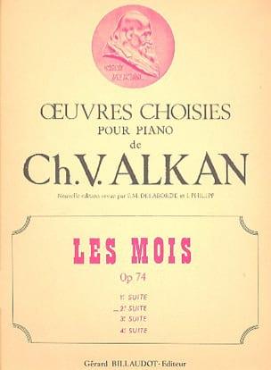 Les Mois Op. 74. Volume 2 - laflutedepan.com