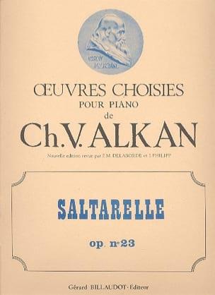 Saltarelle Op. 23 - laflutedepan.com