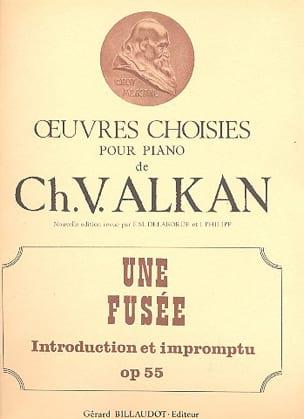 Une Fusée (Introduction et Impromptu) Op. 55 - laflutedepan.com