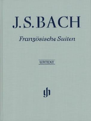 Suites Françaises - Edition Reliée. Epuisé - BACH - laflutedepan.com