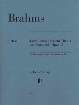 Variations sur un Thème de Paganini Opus 35 - laflutedepan.com