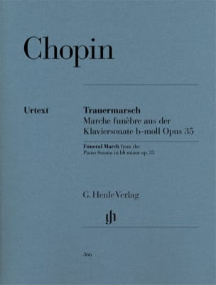 CHOPIN - Funeral March of the Piano Sonata Opus 35 - Sheet Music - di-arezzo.com