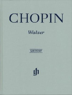 CHOPIN - Valses - Tapa dura - Partitura - di-arezzo.es