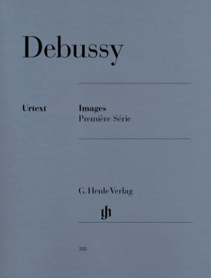 DEBUSSY - Images, 1st Series - Partition - di-arezzo.co.uk