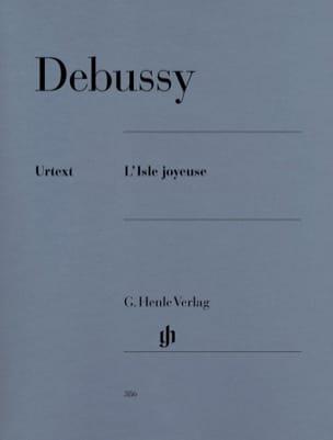 DEBUSSY - The happy Island - Sheet Music - di-arezzo.co.uk