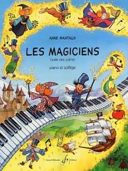 Anne Mantaux - The Wizards - Sheet Music - di-arezzo.co.uk