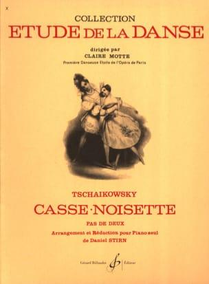 Casse-Noisette. Pas de 2 TCHAIKOVSKY Partition Piano - laflutedepan