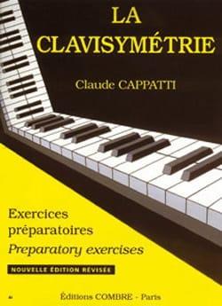 C Cappatti - La Clavisymetrie - Exercices Préparatoires - Partition - di-arezzo.fr