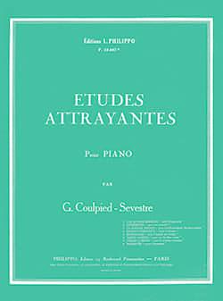Etudes Attrayantes - Germaine Coulpied-Sevestre - laflutedepan.com
