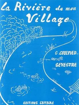 La Rivière de mon Village Germaine Coulpied-Sevestre laflutedepan