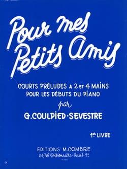 Pour mes Petits Amis Volume 1 Germaine Coulpied-Sevestre laflutedepan