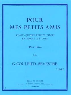 Pour mes Petits Amis Volume 2 Germaine Coulpied-Sevestre laflutedepan