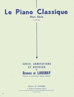 Le Piano Classique. H.S. N° 22 - Hors Série laflutedepan
