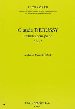 Préludes Livre 1. Analyse DEBUSSY Livre Les Hommes - laflutedepan