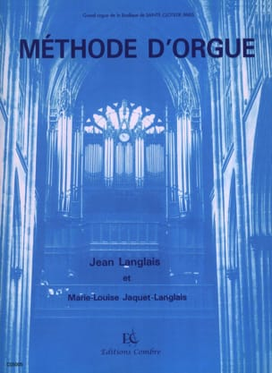 Langlais Jean / Langlais-Jaquet - Organ Method - Sheet Music - di-arezzo.co.uk