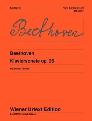 Sonate Pour Piano n° 12 La Bémol Majeur Opus 26 - laflutedepan.com