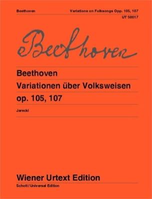 Variationen Uber Volksweisen, Op. 105 et 107 - laflutedepan.com