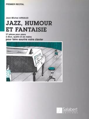 Jazz, humour et fantaisie Jean-Michel Arnaud Partition laflutedepan