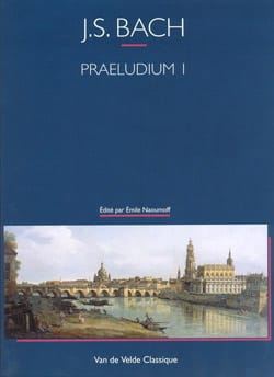 BACH - Prelude N ° 1 - Well-Tempered Keyboard BWV 846 - Sheet Music - di-arezzo.com