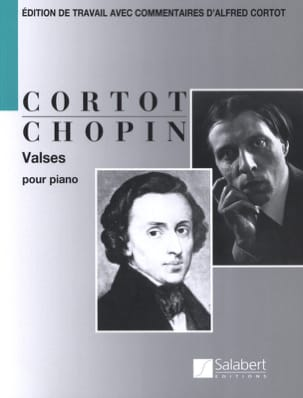 Valses CHOPIN Partition Piano - laflutedepan
