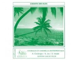 Chant des Iles - Coulanges - Livre - laflutedepan.com