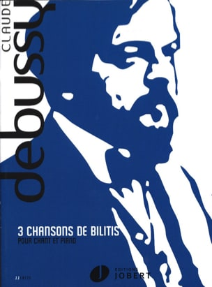 DEBUSSY - 3 Songs of Bilitis - Sheet Music - di-arezzo.com