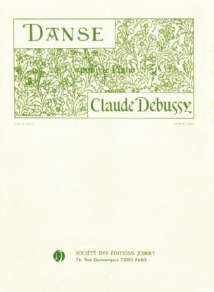 DEBUSSY - Danse - Partition - di-arezzo.fr