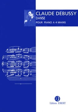 Claude Debussy - Danse. 4 Mains - Partition - di-arezzo.fr