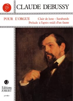 DEBUSSY - Pour l'orgue - Partition - di-arezzo.fr