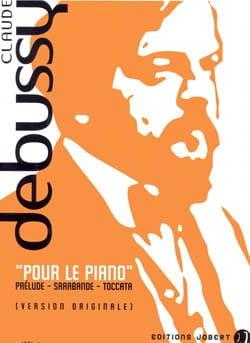Claude Debussy - Pour le piano - Partition - di-arezzo.fr