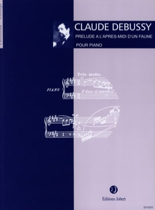 DEBUSSY - Prelude in the afternoon of a piano fauna - Sheet Music - di-arezzo.com